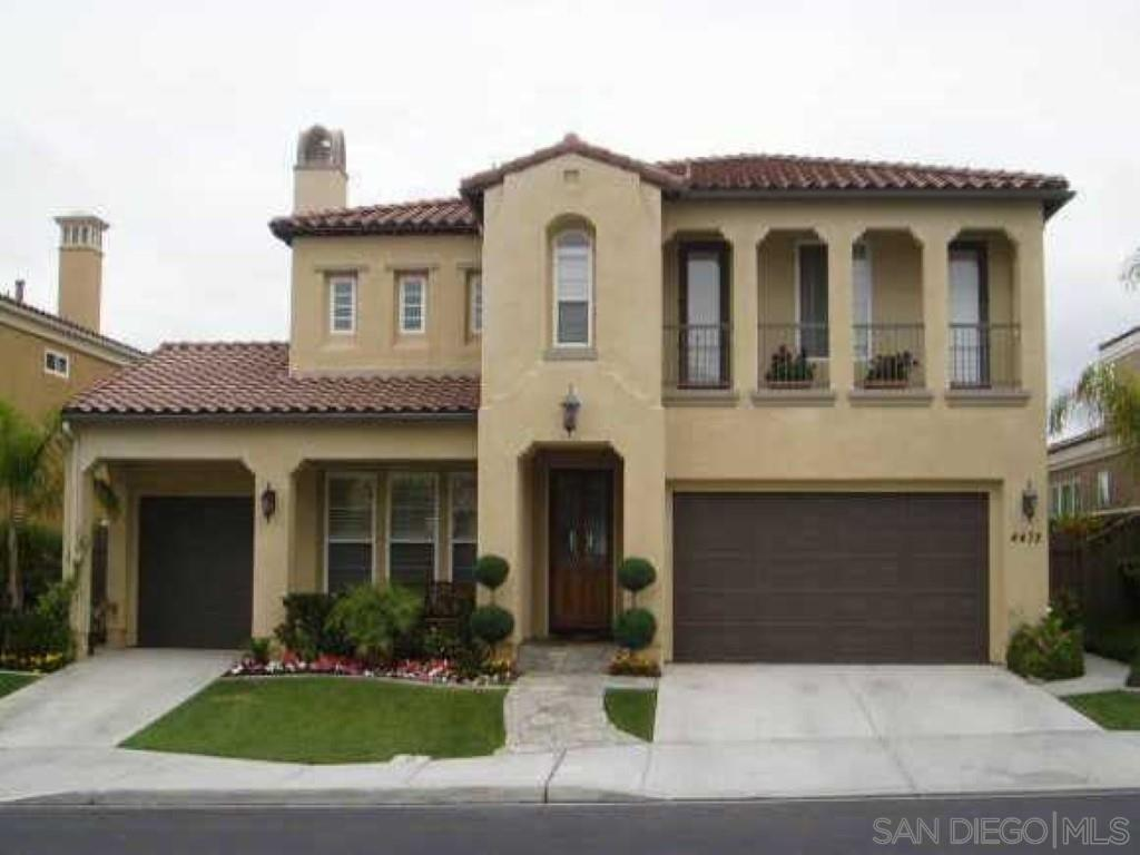 4478 Rosecliff Place San Diego, CA 92130