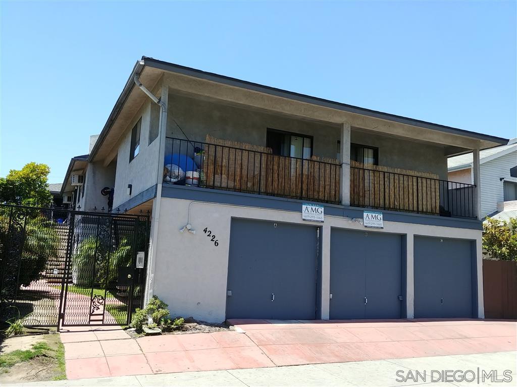 4226 Chamoune Ave, San Diego, CA 92115
