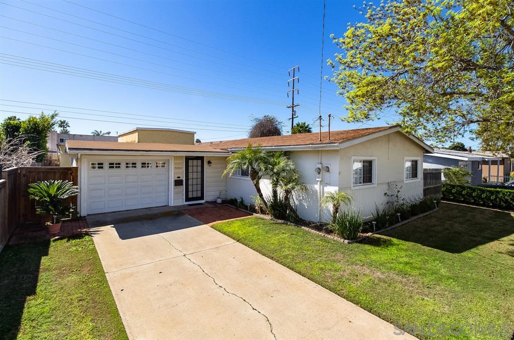 5301 Barstow Street, San Diego CA 92117