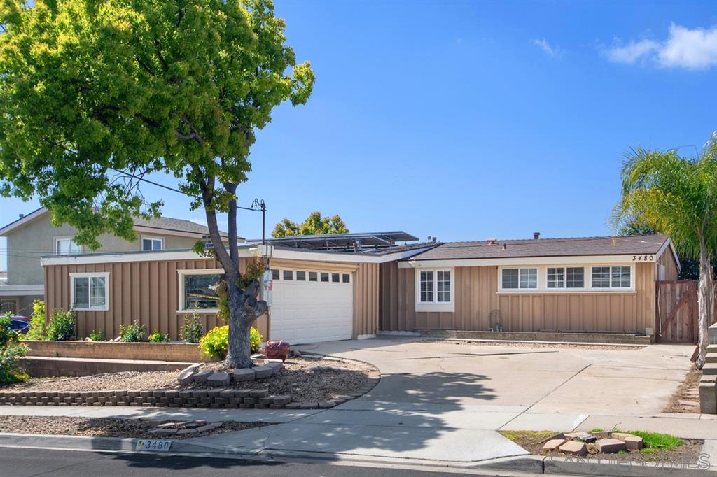 3480 Dorchester Dr, San Diego CA 92123
