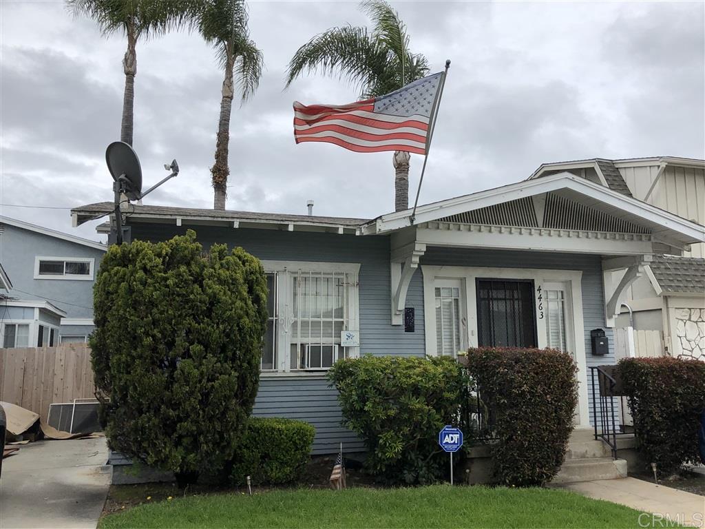 4463-4467 48th Street, San Diego, CA 92115