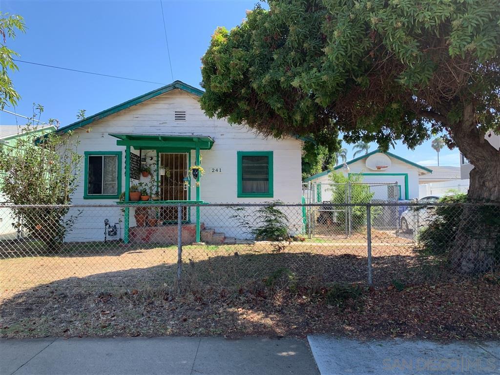241 Twin Oaks Avenue, Chula Vista, CA 91910