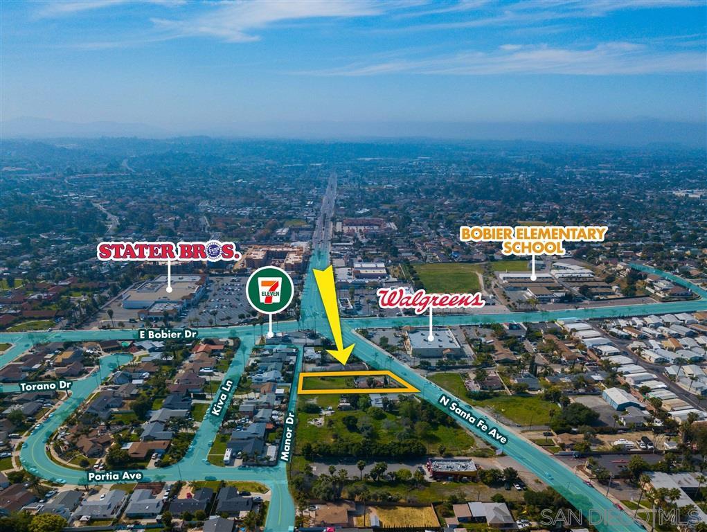 1541 N Santa Fe Ave, Vista, CA 92084
