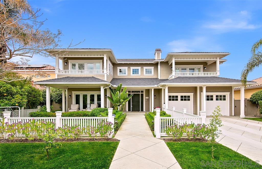 710 Country Club Lane, Coronado, CA 92118