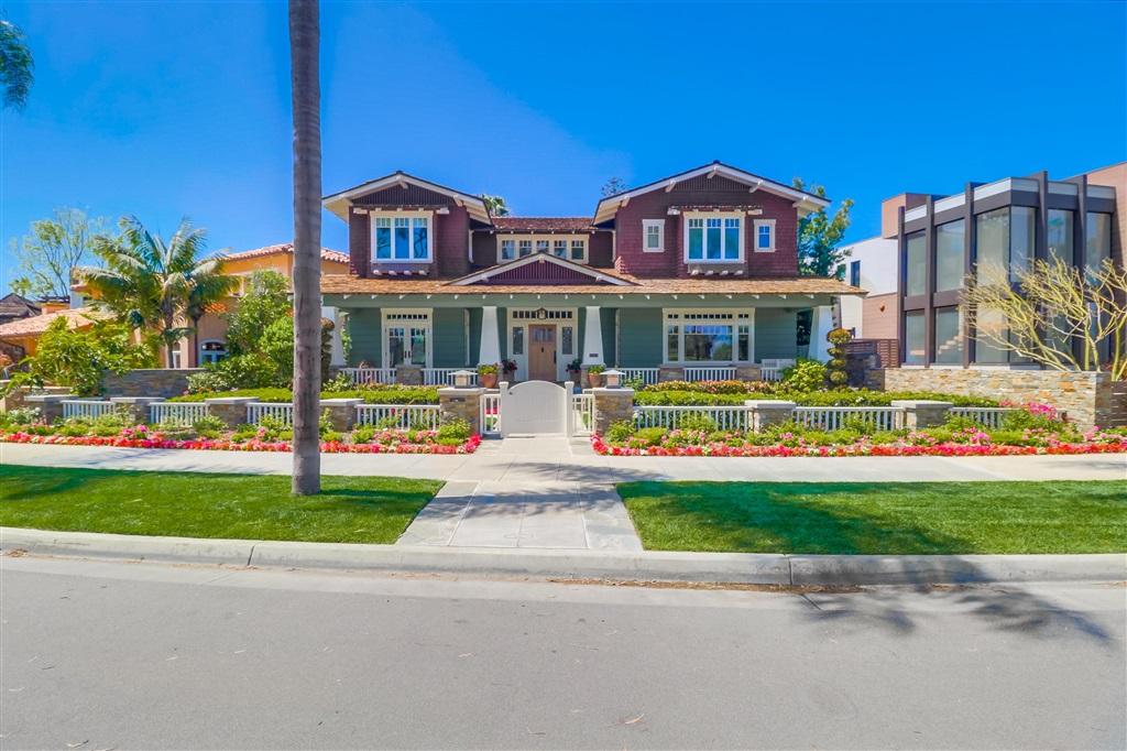 922 Glorietta Blvd, Coronado, CA 92118