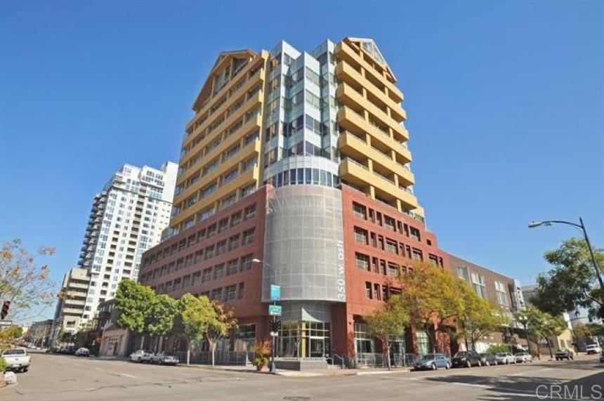 350 W Ash Street 1201, San Diego, CA 92101