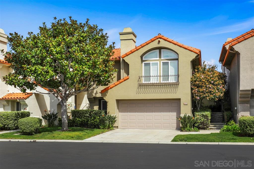 Virtual Tour https://www.propertypanorama.com/instaview/snd/200013447 Move-in ready home available in the desirable Ventana gated community offers a spacious floorplan, dual pane windows, custom paint, recessed lighting, and great curb appeal. The light and bright living room has beautiful beamed ceilings, a fireplace with floor to ceiling stonework, and glass double-door access to the private back yard with tropical landscaping!The living room opens to the formal dining area which flows into the stunning chef's kitchen which features white cabinetry, quartz countertops, custom tile backsplash, high-end stainless steel appliances, and overlooks the breakfast nook with bay windows. The 2nd floor offers a large loft and master suite with ocean views, a fireplace, and an ideal en-suite bathroom with custom walk-in shower and dual sink vanity. The secondary bedrooms are generously sized and are on the 3rd floor both sharing a full size bathroom. Enjoy resort-like community amenities including a sparkling swimming pool, spa, tennis courts, high-end gym, and more! This home is conveniently located near top-rated schools, shopping, restaurants, and more!