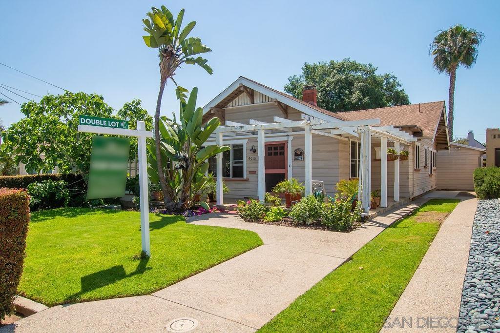 4215 Madison Ave, San Diego, CA 92116