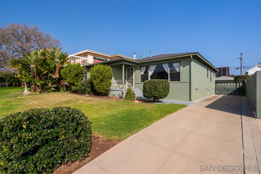 4320 Orchard Avenue, San Diego, CA 92107