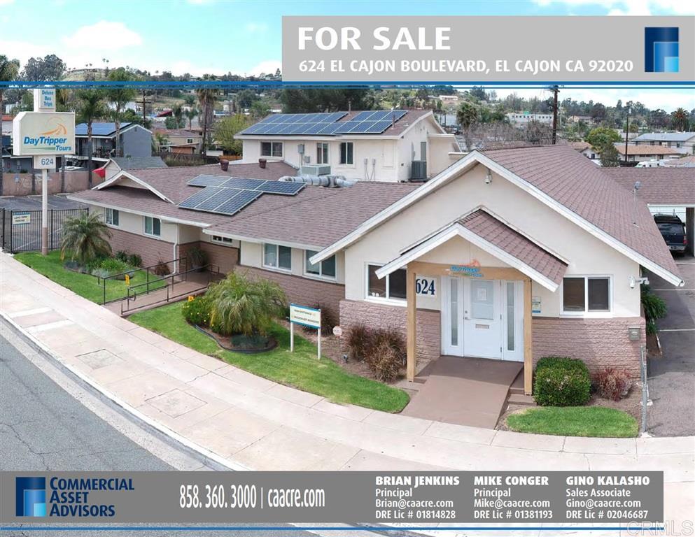 624 El Cajon Blvd, El CAJON, CA 92020