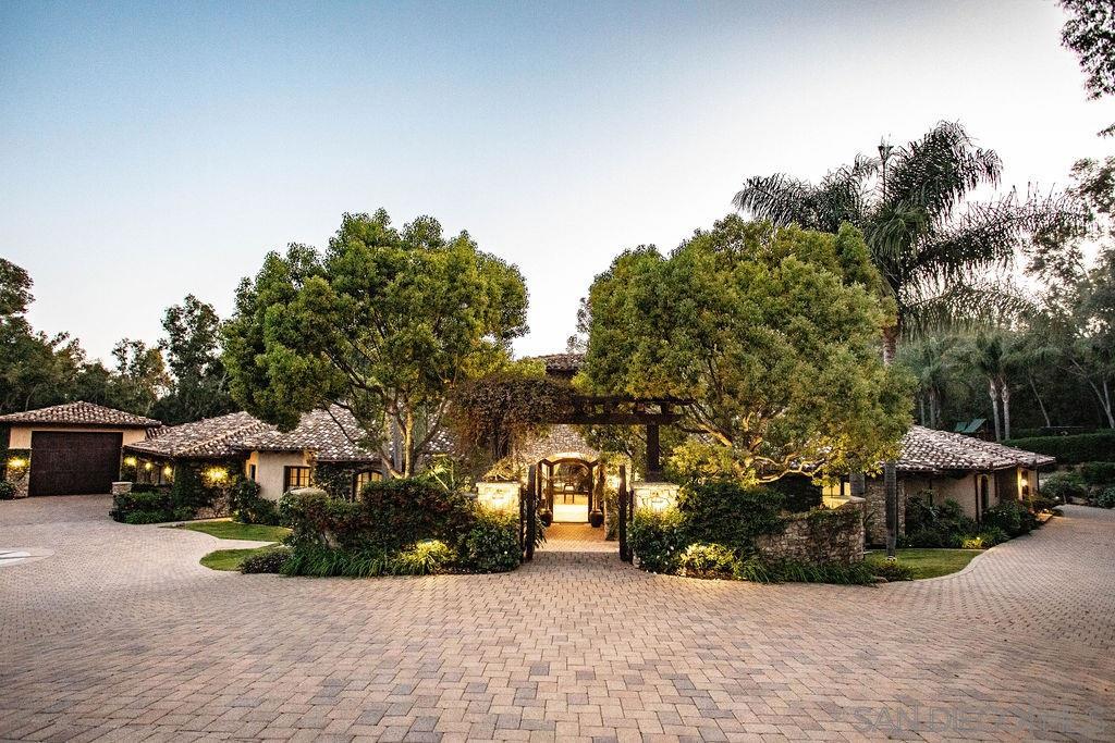 16705 Avenida Arroyo Pasajero, Rancho Santa Fe, CA 92067
