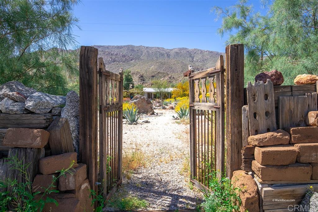 Tubb Canyon Rd., Borrego Springs, CA 92004
