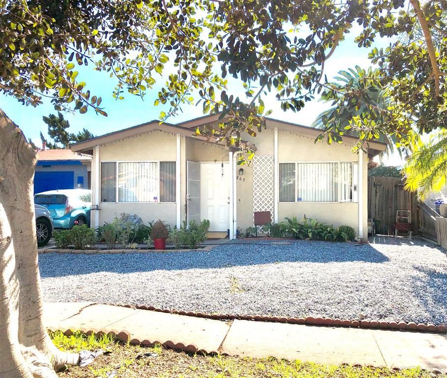 863 Via Felicidad, Vista, CA 92084