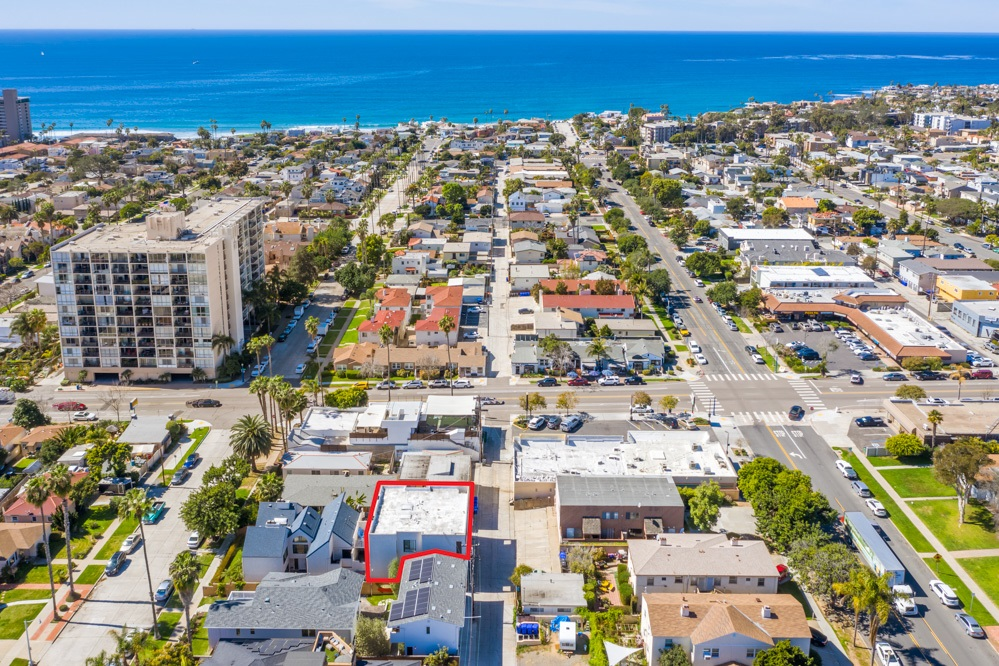 1024 Wilbur Ave 3, North Pacific Beach, CA 92109
