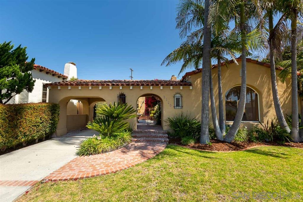4120 Hilldale Road, San Diego, CA 92116
