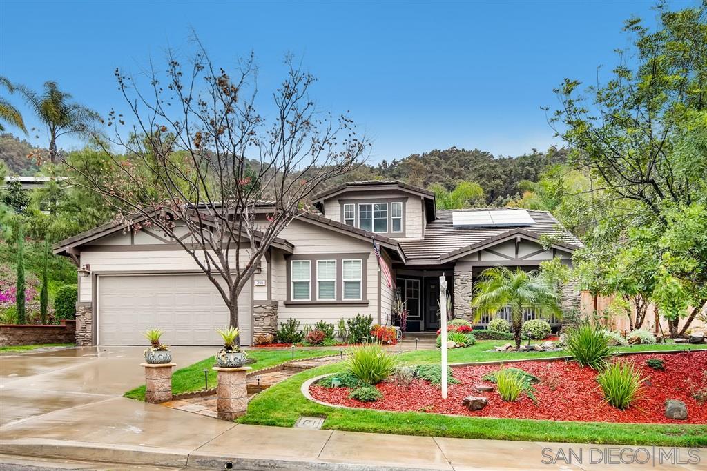 366 Oak Valley Lane, Escondido, CA 92027