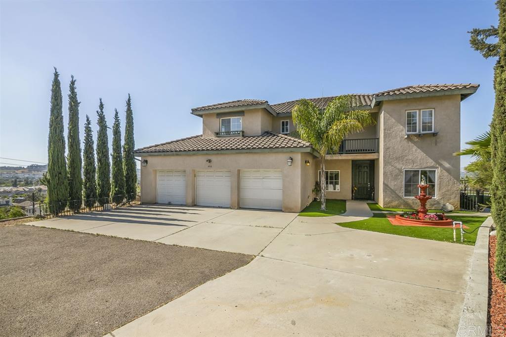 406 Avenida Abajo, El Cajon, CA 92020