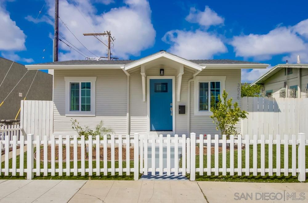 3026 Lincoln Ave, San Diego, CA 92104