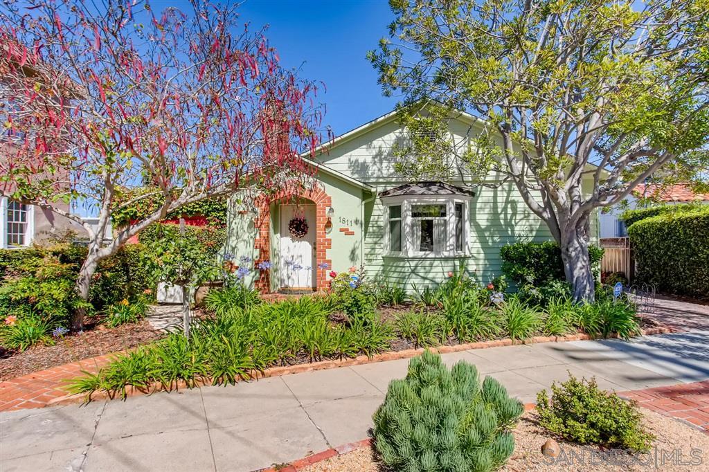 1811 Sheridan Ave, San Diego, CA 92103
