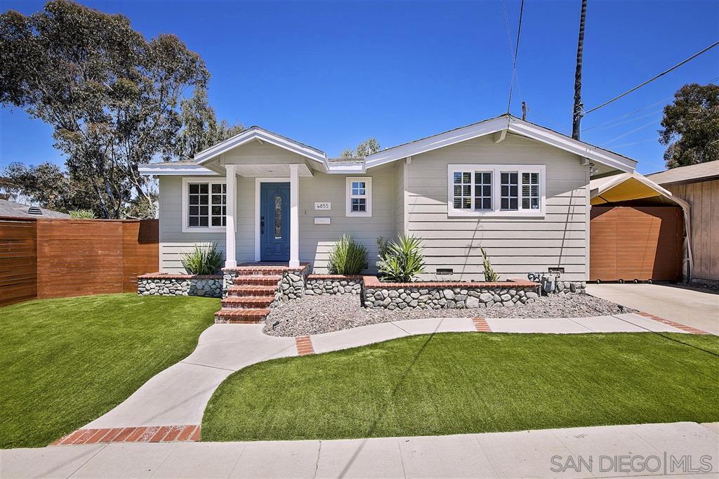 4855 39th St, San Diego, CA 92116