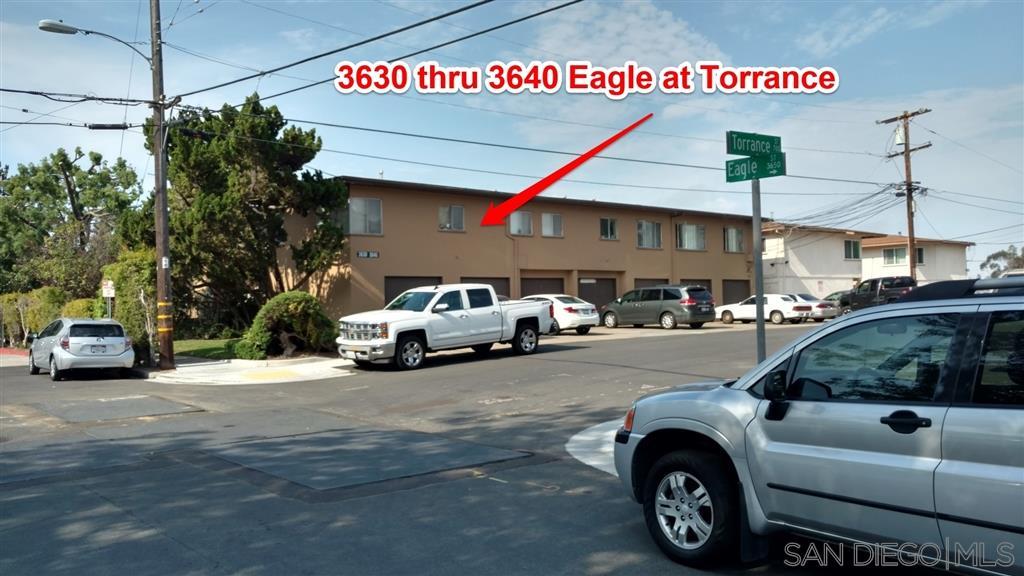 3630-3646 Eagle St, San Diego, CA 92103