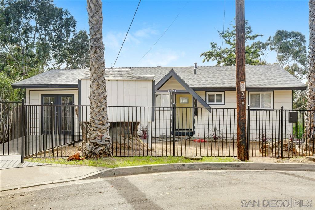 3675 Bellingham Ave, San Diego, CA 92104