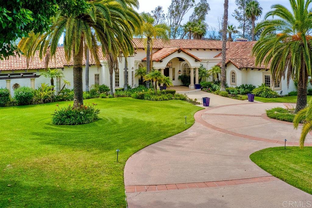 14825 Rancho Santa Fe Farms Rd., Rancho Santa Fe, CA 92067