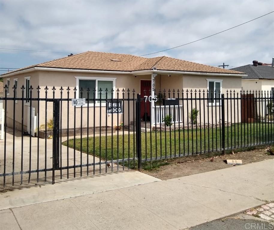 705 41St St, San Diego, CA 92102