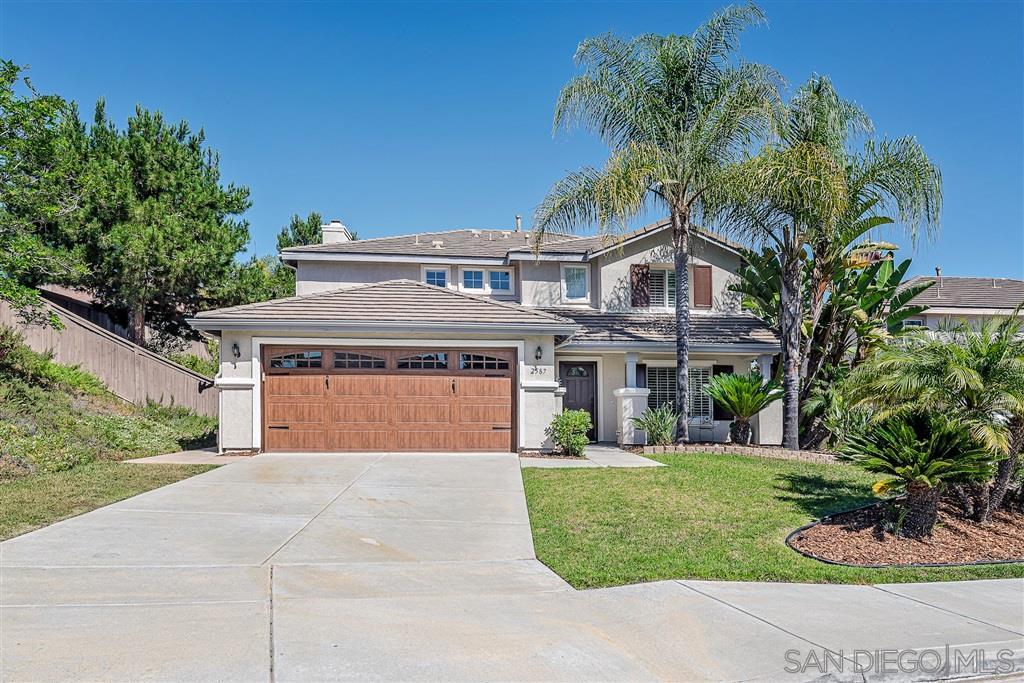 2587 Lone Pine Court Chula Vista, CA 91915
