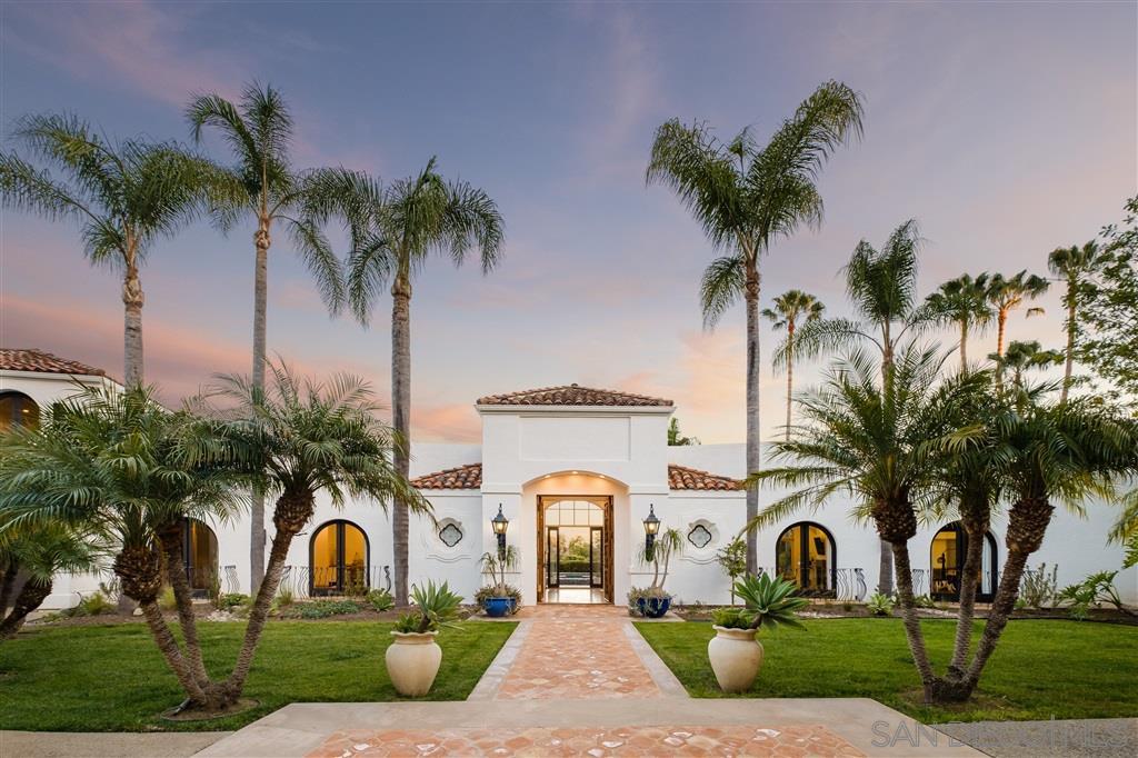 7060 Rancho Cielo, Rancho Santa Fe, CA 92067