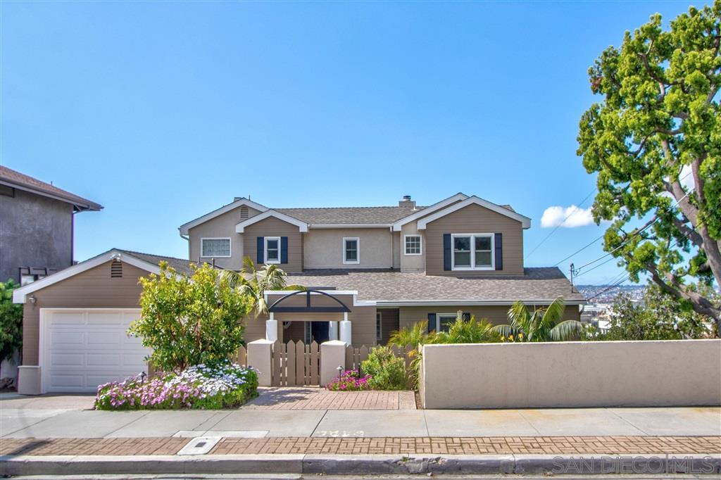1991 Linwood San Diego, CA 92110