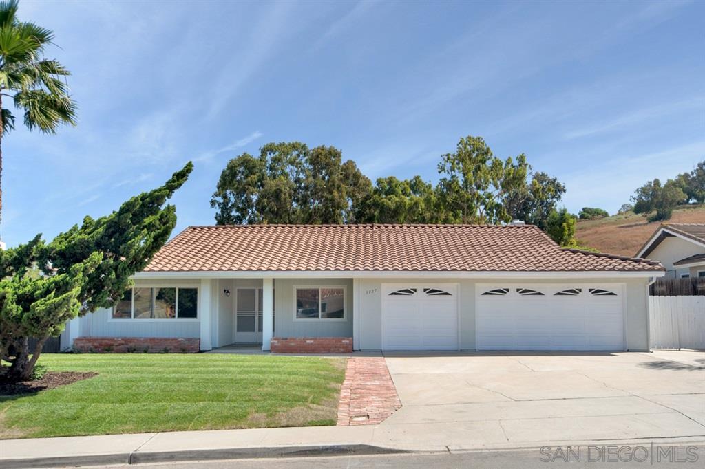 3727 Corral Canyon, Bonita, CA 91902