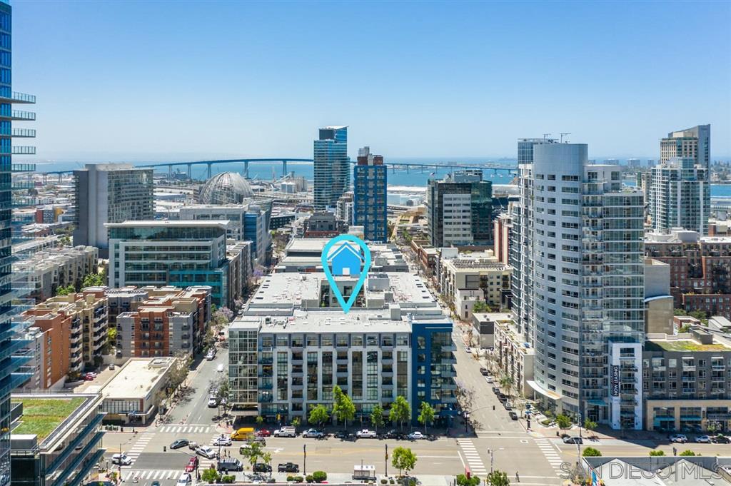 527 10th Ave 711, San Diego, CA 92101