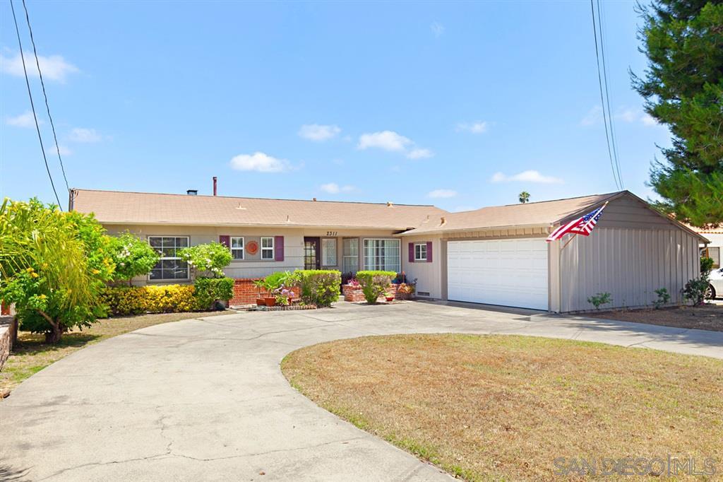 2311 Edgerton Dr., Lemon Grove, CA 91945