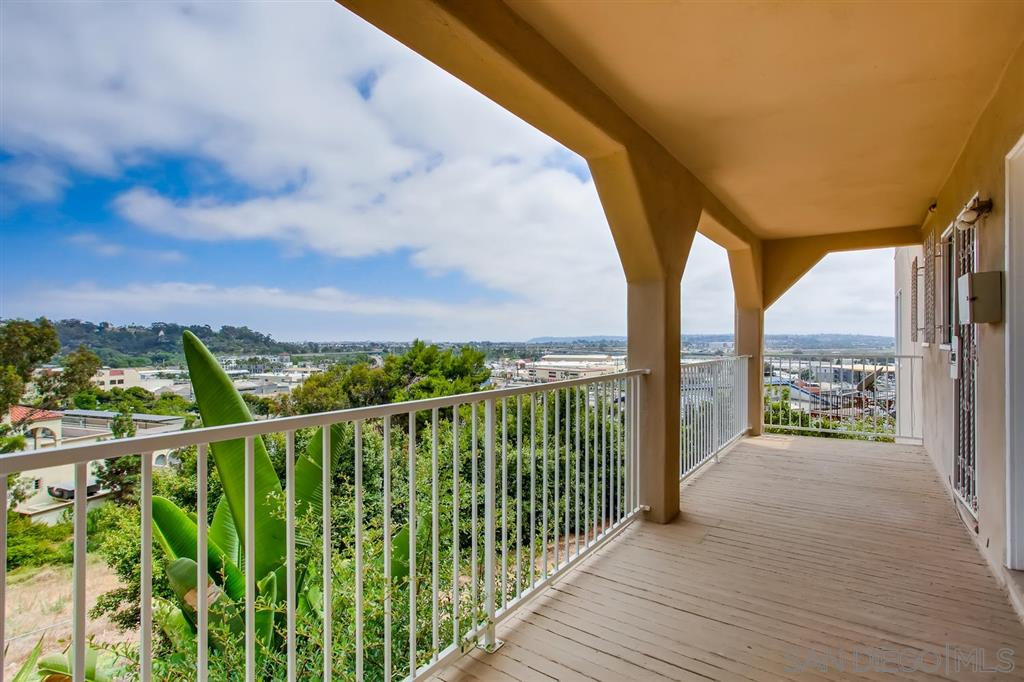 Seller will entertain offers from $1,149,000-$1,999,000. Sweeping VIEWS of San Diego & Mission Bays, University of San Diego, Mission Hills & wild canyon foliage. This home offers 2 BR/1 BA upstairs & Master BR/BA with walk-in closet downstairs. Natural LIGHT floods the LARGE rooms, gleaming hardwood floors add a quality touch. Updated kitchen & baths! The sunroom, living room and MBR have unobstructable nature views! Ample lot size; EASY commutes Mission Bay,downtown,airport, and freeways. SHOW IT!Kitchen and Bathrooms were completely remodeled in 2015 New carpeting was installed in 2016 Retaining wall and sidewalk in back -2016 Termite tenting of house was done in 2015 Front porch-renovated and new railing installed -2015 Chimney inspected swept,crown repaired,spark arrestor installed-2018 New structural lining installed on main drain-October 2019 House painted exterior 2009 and window touched up 2016 Decks had boards replaced and painted/sealed in 2016 New composition roof installed in 1998. The pots on the property are staging items and personal property. This X-large lot offers plenty of room to plant a garden..Enjoy planting tomatoes,oranges,lime, avocados..etc. Ready for offers...PLEASE SUBMIT!