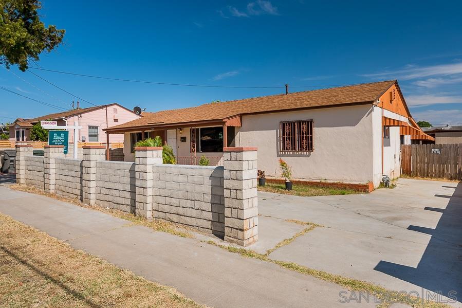 1420 E 4th St., National City, CA 91950