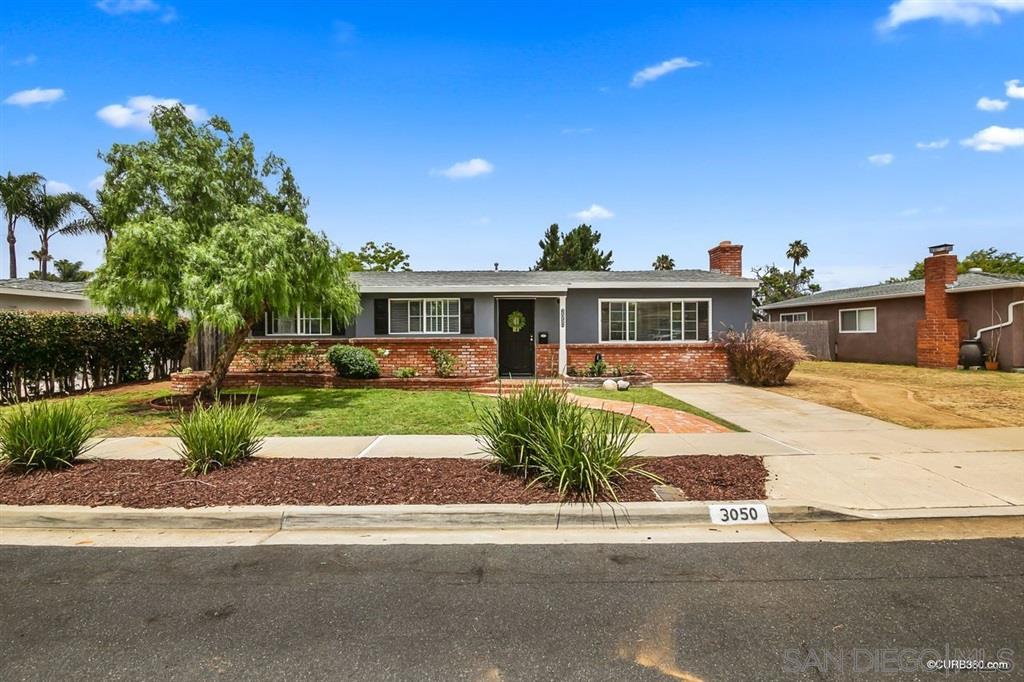 3050 Massasoit Ave, San Diego, CA 92117