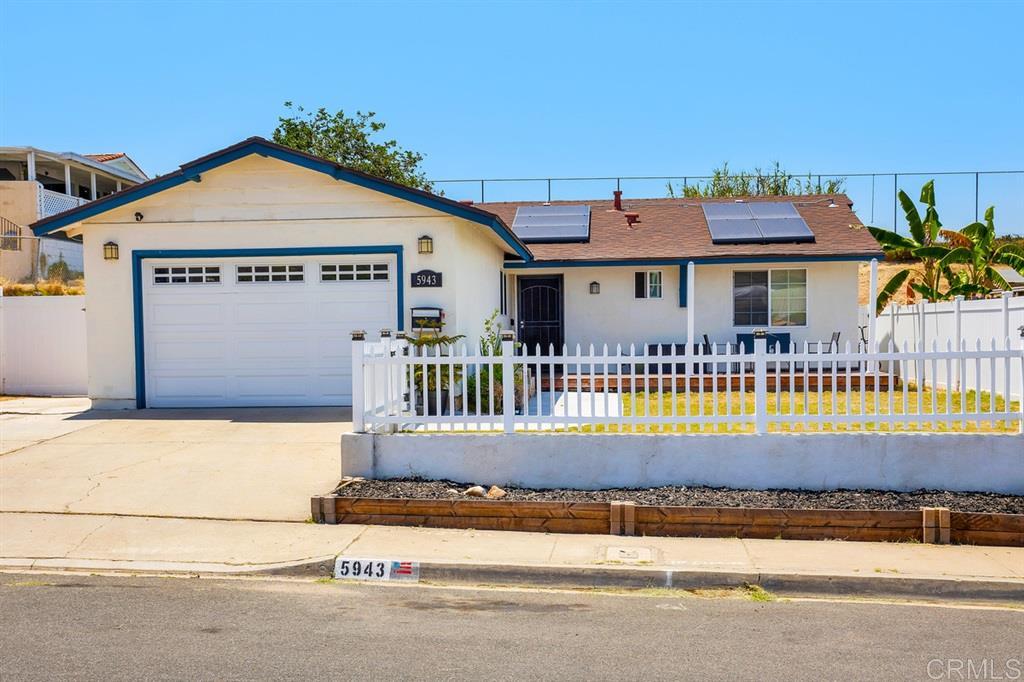 5943 Altamont Drive San Diego, CA 92139