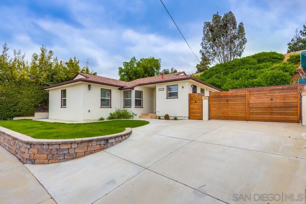 7249 Horner St, San Diego, CA 92120