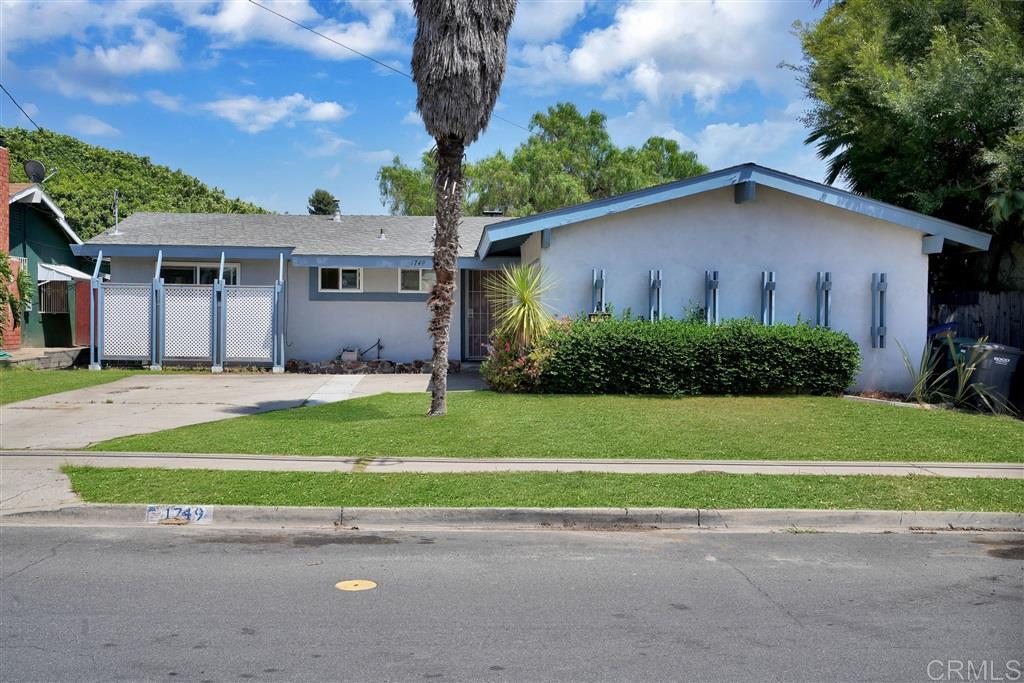 1749 El Prado Ave, Lemon Grove, CA 91945
