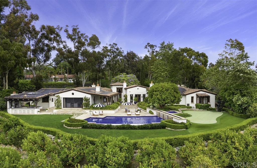 5111 El Mirlo, Rancho Santa Fe, CA 92067