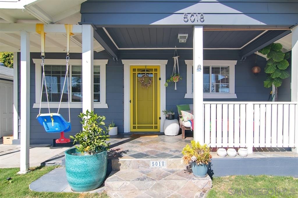 5018 Monroe Ave., San Diego CA 92115
