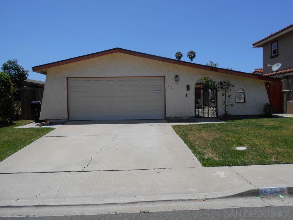 1424 Pequena St, San Diego CA 92154