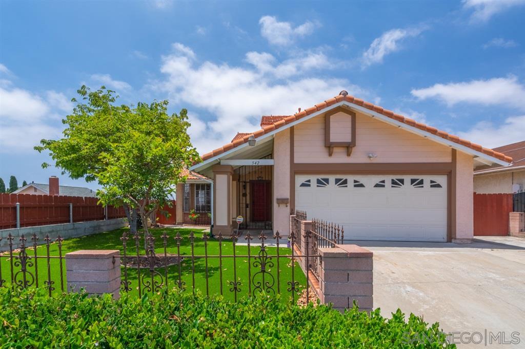 542 Briarwood Rd San Diego, CA 92139