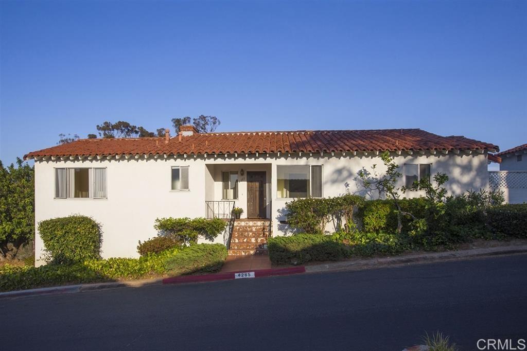 4285 Randolph Street, San Diego, CA 92103