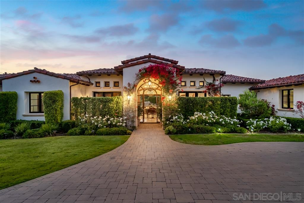 7664 Top O the Morning Way Rancho Santa Fe, CA 92127