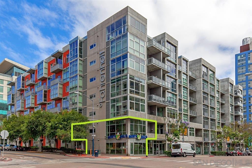 1025 Island Ave 201, San Diego, CA 92101