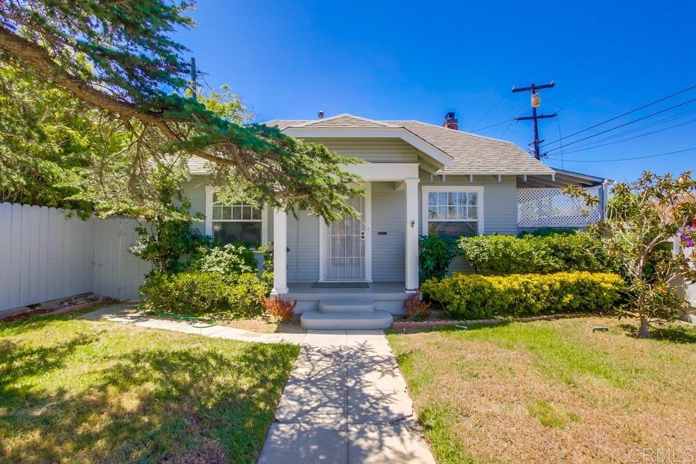 2227 Mission Avenue San Diego, CA 92116