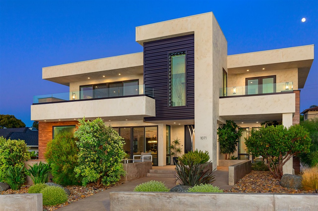 Winner of Multiple Awards - 3607 SqFt. MODERN MASTERPIECE w/OCEAN VIEWS. Luxurious 3BR+Office & 3.5Ba. CUSTOM CONSTRUCTION Completed Early 2017. No detail/expense spared. Fully Accessible w/no steps & Savaria Elevator. Entertainer's Dream - Light/Bright Spacious Open Floor Plan. Lg MBR on 1st & 2nd Floors. Superior Appliances - Miele Twin Ovens, Wolf Cooktop & Double Wide SubZero Refrigerator. Outdoor BBQ Kit., Sophisticated Low Maint. Landscape, Owned Solar, Water Purifier, Lg 2 Car Garage/Epoxy Floor.
