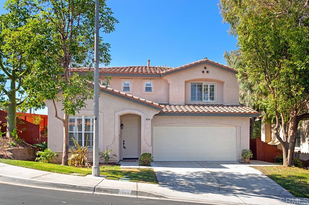 804 Pohl Place, Vista, CA 92083